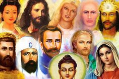 The Spiritual Psychology Behind The Ascended Masters