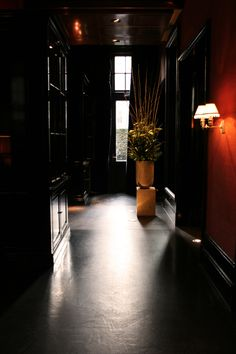Lobby @ The College Hotel, Amsterdam.