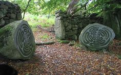 Peter Randall Page Land Art, Peter Randall Page, Stone Landscaping, Art Carved, Garden Pictures, Patterns In Nature, Outdoor Art, Environmental Art, Medieval Fantasy