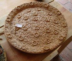 Pottery from Atzompa, Oaxaca-Mexico