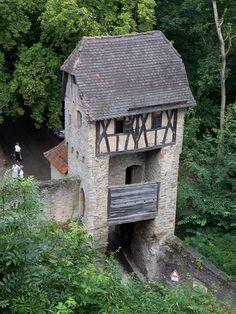Hornberg-Torhaus - Burg Hornberg (Neckarzimmern) – Wikipedia