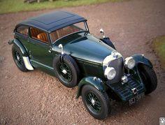 Bentley Speed Six 1930 - Voitures de luxe de l'entre-deux-guerres au 1/43