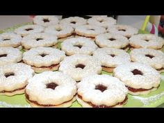 Sandwich Cookies, Cake Cookies, Romanian Desserts, Doughnut, Sandwiches, Sweets, Food, Videos, Youtube