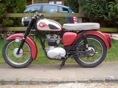 images bsa c15 | BSA C15 SOLD (1962) on Car And Classic UK [C148271]