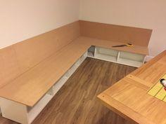 Besta Bench Seat Dining Area - IKEA Hackers - IKEA Hackers