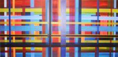 "Saatchi Art Artist: John Donlon; Acrylic 2012 Painting ""City"""