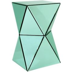 Bungalow 5 Romano Green Side Table