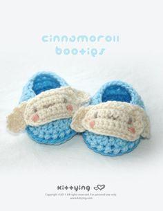 Cinnamoroll Baby Boo