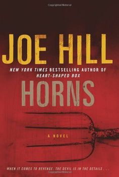 Recommended By Susan Hughes Horns, Hill, Joe 0061147958