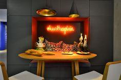The Live-In Kitchen Idea by Lisiane Scardoelli and João Pedro Crescente