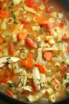 Soup recipes 331436853826559170 - Slow Cooker Sicilian Chicken Soup Source by Slow Cooker Recipes, Cooking Recipes, Healthy Recipes, Healthy Soup, Dinner Healthy, Milk Recipes, Good Soup Recipes, Easy Recipes, Light Recipes