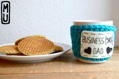 Perfect father's day gift for coffee lover and hipster father. Parfait cadeau pour la fête des pères. Papa hipster et fan de café.