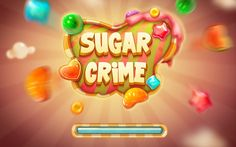 Sugar Crime on Behance