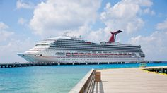 Carnival Triumph! I can't wait to go on the cruise!! We get on the ship tomorrow!! YAYYYY!!! I'm so ready to start gym again!