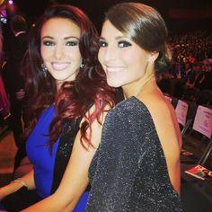 Election Miss France 2014 _ Delphine Wespiser _ Laury Thilleman
