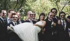 Esta semana começa em tom de festa, com um casamento doce e divertido, fotografado pelos nossos amigos Marta e Luís da Lounge Fotografia.