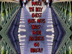 When Foolish Architects Go Biblical!! Watch how Holy Ghost Goes Berzerk Nuts 'Balls'. – SUICIDE BOMBERS MAGAZINE