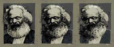 Karl Marx by Matt Soffe