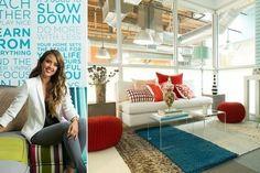 Living Large - The Coolest Celebrity Living Rooms - Lonny