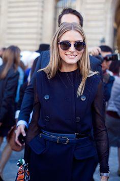 OP - Paris Street Style: Spring 2015 Ready to Wear | Vanity Fair