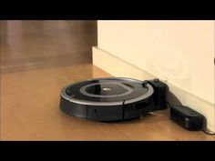 iRobot Roomba 700 - Battery Charging & Storage