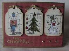 Tim Holtz Christmas Blueprint Cards [http://inboxwhimsy.com/?p=331]