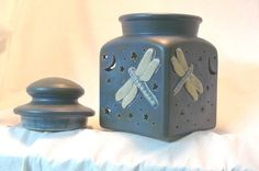 Ceramic Dragonfly Lantern #dteam
