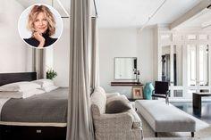 - Celeb Home Tour: Meg Ryan's trendy Soho loft Soho Loft, Meg Ryan, Soho House, New York Loft, Celebrity Bedrooms, Celebrity Houses, Architectural Digest, Inside Celebrity Homes, Interior Design