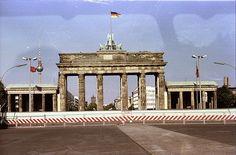 Berlin 1978 Brandenburger Tor