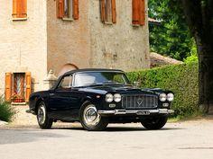 "coolerthanbefore: ""1960-64 Lancia Flaminia Convertible GT """