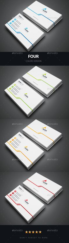 48 best business card templates plantillas images on pinterest buy business card by alienface on graphicriver file information in print dimension with bleed guidelines well layered organised psd 4 colors reheart Gallery