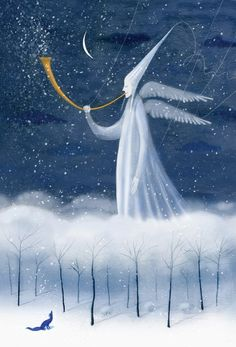 The music from the winter angel