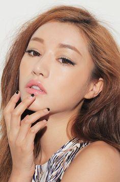 Sora Park 3CE Makeup #asian #korean