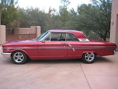 Ford Fairlane, Downy, Vintage Cars, Classic Cars, Automobile, Car, Vintage Classic Cars, Autos, Cars