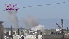 Strikes on Ltaminah since early morning, Hama