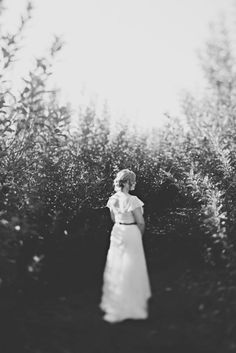 emily | Victoria's Reign Gown from BHLDN | emily chidester photography | via: the lovely find