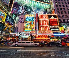 Ατομικά ταξίδια στις πόλεις των ΗΠΑ