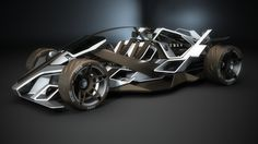Puma Boulevard Racer: By Sabino Leerentveld. is a semi futuristic car design to fit the puma brand. Its named Boulevard racer because its designed to show off. Its over the top design fits the modern day attention seekers. The car fits a v12 engine with Kers, basically driving this would be completely mental, its very lightweight ~600 kilos. Has 600hp with an aditional 250hp Kers boost. Completely Carbon fiber and the tires are foam tires so the tires are customised to fit the rim.