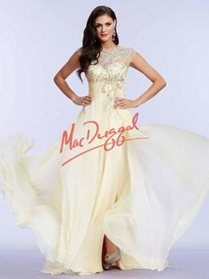 Gorgeous prom gowns featuring sequins and beads, elegant lace, romantic florals, and daring styles. Discover why Mac Duggal designs are the dream dresses of so many girls Prom Dresses 2015, Grad Dresses, Formal Dresses, Pageant Dresses, Quinceanera Dresses, Prom Dreses, Sweetheart Bridal, Beautiful Dresses, Ball Gowns