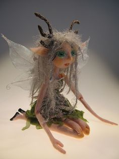 THE ORIGINAL KAERIE FAERIE DOLL