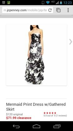 I want this dress for prom!! :)