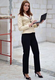 Spodnie Damskie Eleganckie