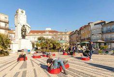 Praça de Carlos Alberto - Porto Photo on Facebook