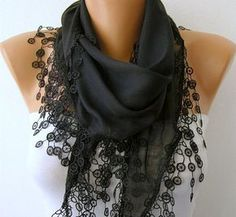 ---Scarf on ETSY..