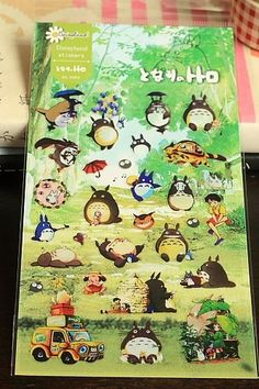 Photo1: Premium Quality Paper Decor Sticker Set