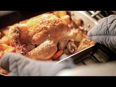 Roast Chicken and Vegetables (Grain-Free, Paleo)