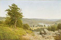 Alexander Helwig Wyant: Landscape