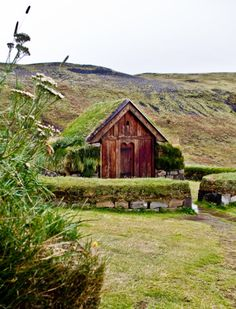 Wonderful Norse home.