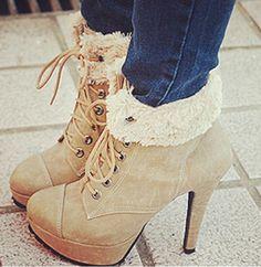ほしい。けどこのタイプの靴買ったとき、前のめりにずっこけそうになって危険だったんだよなぁ。