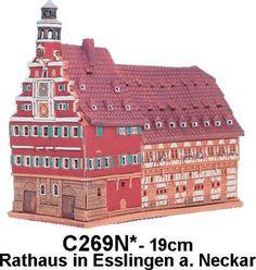 esslingen altes rathaus architektur